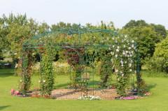 urlaubsdomizil im gr nen rhododendronpark hobbie in wst linswege. Black Bedroom Furniture Sets. Home Design Ideas
